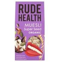Rude Health Muesli Super Seed