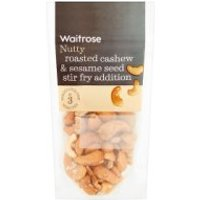 Waitrose Cashew Nuts & Sesame