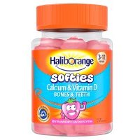 Haliborange Softies Calcium & Vitamin D