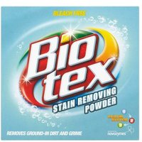 Bio Tex Stain Removing Powder