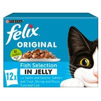 Felix Fish Selection in Jelly