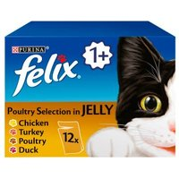 Felix Poultry Selection in Jelly