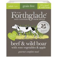 Forthglade Beef & Wild Boar
