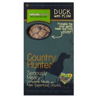 Country Hunter complete meals duck with plum