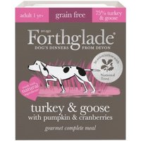 Forthglade Turkey & Goose Gourmet Complete Meal