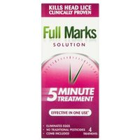 Full Marks 5 Minute Treatment