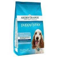 Arden Grange puppy/junior chicken