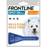 Frontline Spot On Dog 2-10kg