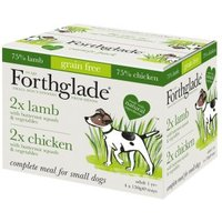 Forthglade Variety Pack Lamb & Chicken