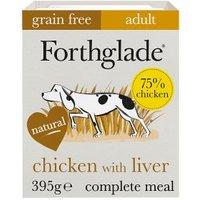 Forthglade Chicken with Liver Potato & Vegetables