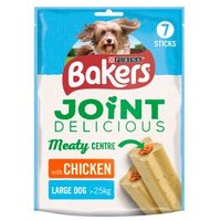 Bakers Joint Delicious Large Dog Treats Chicken