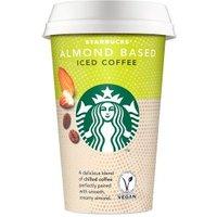 Starbucks Almond Plant-Based Iced Coffee