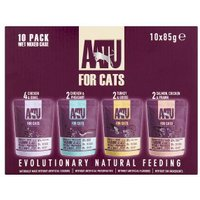 AATU For Cats Wet Mixed Case