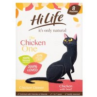 Hi Life It's only Natural The Chicken One
