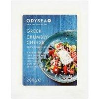 Odysea Greek crumbly cheese