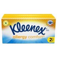 Kleenex Allergy Comfort Regular Twin Tissues