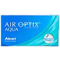 Image of Air Optix Aqua 1x6 Alcon