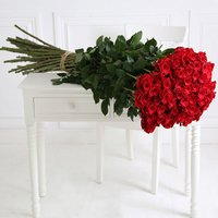 50 of The World's Largest Roses - flowers - Arena Flowers Gifts