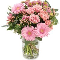 Pink Lemonade - flowers - Arena Flowers Gifts