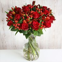 Rated No1 | Fairtrade Winter Berry - flowers - Arena Flowers Gifts