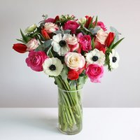 Enchanted Beauty - flowers - Flower Bouquet Gifts