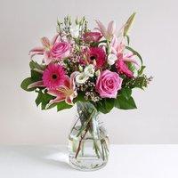 Pink Sensation - flowers - Flower Bouquet Gifts