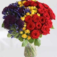Lovers Not Fighters - flowers - Flower Bouquet Gifts