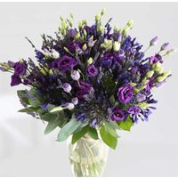 True Blue - flowers - Flower Bouquet Gifts