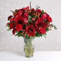 Luxurious Christmas - flowers - Arena Flowers Gifts