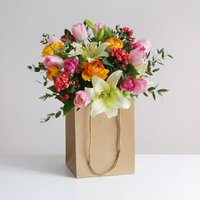 Spring Gift Bag - flowers - Arena Flowers Gifts