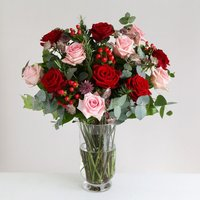 Luxury Romance - flowers - Arena Flowers Gifts