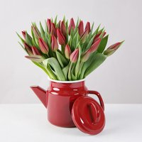 Tea For Two - flowers - Tea Gifts
