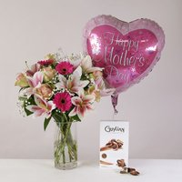 Pretty Pink Giftset - flowers - Pretty Gifts