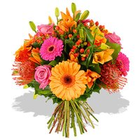 Bright & Cheery - flowers - Flower Bouquet Gifts