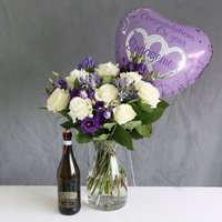 Engagement Gift Set - flowers