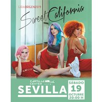 Sweet California - Gira Origen 2019