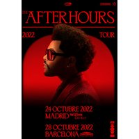 """The Weeknd """"The After Hours Tour"""""""""""""""