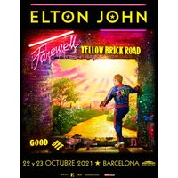 Elton John - Farewell Yellow Brick Road - 2ª FECHA