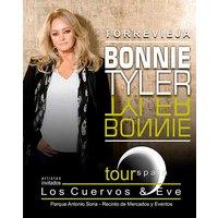 Bonnie Tyler - Tour España
