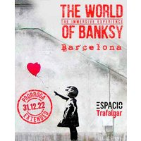 The World Of Banksy - The Immersive Experience