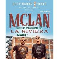 Destinados Ayudar MClan + Entrega de Premios
