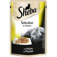 Sheba Selection mit Huhn in Sauce