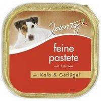 Jeden Tag Hund Feine Pastete mit Kalb & Geflügel