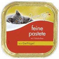 Jeden Tag Katze Feine Pastete mit Stückchen Geflügel