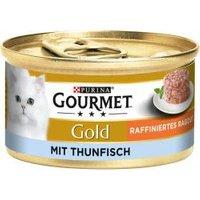 Gourmet Gold Raffiniertes Ragout mit Thunfisch