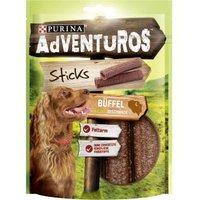 Adventuros Sticks mit Büffelgeschmack