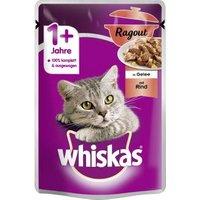 Whiskas 1+ Ragout mit Rind