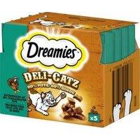Dreamies Snacks Deli-Catz à la dinde pour chat 5x5g