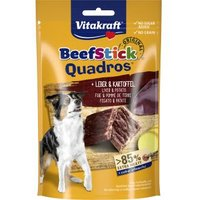 Vitakraft Beef Stick Quadros + Leber & Kartoffel