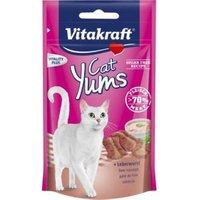 Vitakraft Cat Yums + Leberwurst